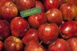 Thumbnail Organic produce, Red Delicious apples