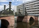 Thumbnail Jungfernbruecke bascule bridge in Mitte district, Berlin, Germany, Europe