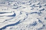 Thumbnail Snow drift, waves, wavy, Vorarlberg, Austria, Europe