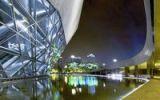 Thumbnail Guangzhou Opera House, night view, Guangzhou, China, Asia