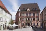 Thumbnail Town hall, Kaiser-Max-Strasse, Kaufbeuren, Ostallgaeu, Allgaeu, Swabia, Bavaria, Germany, Europe, PublicGround