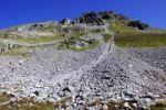 Thumbnail Scree slope on the Sustenpass, 2224m, Canton Uri, Switzerland, Europe