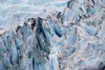 Thumbnail Portage Glacier in the Chugach Mountains, Kenai Peninsula near Anchorage, Alaska, USA