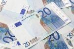 Thumbnail Twenty euro banknotes