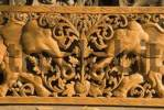 Thumbnail teak wood carving, Mandalay, Myanmar