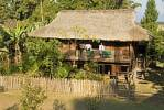 Thumbnail traditional Shan house in Putao, Kachin State, Myanmar