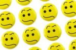 Thumbnail Illustration of sceptical emoticons
