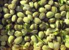 Thumbnail fresh almonds with hulls