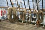 Thumbnail Ropes, windjammer