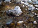 Thumbnail Boulders and rocks in the river bed of the Soca river, Soca Valley near Trenta, Triglav National Park, Slovenia, Europe