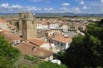 Thumbnail Overlooking the historic town of Trujillo, Extremadura, Spain, Europe