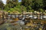 Thumbnail river in the Phon Kan Razi National Park, Kachin State, northern Myanmar