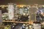 Thumbnail Cityscape, night view, Tokyo, Japan, Asia