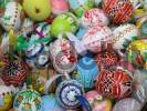 Thumbnail Handpainted easter eggs Prague Czechia