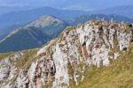 Thumbnail On the Velky Krivan peak, Mala Fatra National Park, Slovakia, Europe