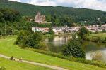 Thumbnail Mittelburg Castle, Neckarsteinach, Vierburgeneck, Neckartal-Odenwald Nature Park, Hesse, Germany, Europe, PublicGround