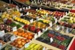 Thumbnail Fruits on the farmer market, Viktualienmarkt, Munich, Bavaria, Germany