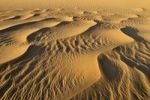 Thumbnail Sand structure, sand dune near Tehenadou, Adrar n'Ahnet, Adrar Ahnet, Algeria, Sahara, North Africa