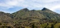 Thumbnail Crater of the Gunung Batur Volcano, Central Bali, Bali, Indonesia, Southeast Asia, Asia