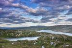 Thumbnail Eldbekkskardvatnet lake, Blafjella-Skjakerfjella National Park, Nord-Trøndelag county, Norway, Scandinavia, Europe