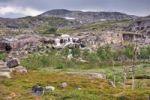 Thumbnail Mountainscape, Rago National Park, Nordland county, Norway, Scandinavia, Europe