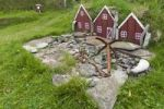 Thumbnail Elf houses, Papey Island, East Iceland, Iceland, Europe