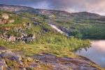 Thumbnail Landscape in Rago National Park, Nordland county, Norway, Scandinavia, Europe