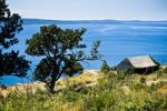 Thumbnail Adriatic coast near Split in Croatia, Europe