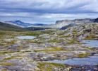 Thumbnail Landscape near Bajep Tjuorvvomoajvve, Rago National Park, Nordland county, Norway, Scandinavia, Europe