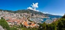 Thumbnail Overlooking the harbour of Monaco, Port Hercule, Monte Carlo, Principality of Monaco, Côte d'Azur, Mediterranean Sea, Europe, PublicGround