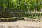 Thumbnail Reconstructed Saalburg Roman fort, Limes, UNESCO World Heritage Site, Taunus region, Hesse, Germany, Europe