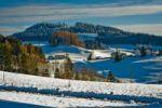 Thumbnail Winter landscape, Appenzell, Switzerland, Europe