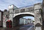 Thumbnail Former railway bridge, Carnlough, County Antrim, Northern Ireland, Great Britain, Europe, PublicGround