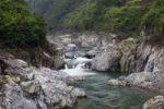 Thumbnail Stream at South Yandang Mountain, Wenzhou, China, Asien