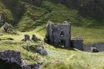 Thumbnail Kinbane Castle, White Head or Kinbane Head near Ballycastle, County Antrim, Northern Ireland, United Kingdom, Europe, PublicGround