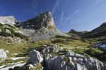 Thumbnail Mt Rosskopf, 2246 m, in the Rofan mountains, Tyrol, Austria, Europe