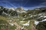Thumbnail Hiking trails in the Rofan mountains, Tyrol, Austria, Europe