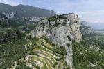 Thumbnail Monte Colodri and Sarca Valley, Arco, near Lake Garda, Trento Province, Trentino, northern Italy, Europe