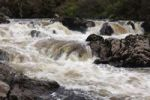 Thumbnail Waterfall at Glen River near Carrick, County Donegal, Ireland, Europe