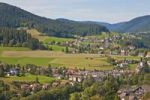 Thumbnail View of Baiersbronn, Black Forest, Baden-Wuerttemberg, Germany, Europe