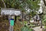 Thumbnail signposts, Parque das Quimeidas, Madeira, Portugal