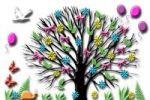 Thumbnail Summer tree, illustration