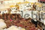 Thumbnail Traditional tanneries and dyeworks Fes Morocco