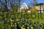 Thumbnail former castle Weilheim Upper Bavaria Germany