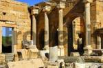 Thumbnail Head of Medusa, Severan Forum, Ruins of the Roman City Leptis Magna, Libya