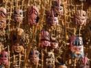Thumbnail maskes from Africa Assuan Egypt