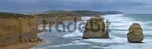 Thumbnail Twelve Apostles at coast of Victoria Australia
