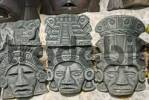 Thumbnail arts and crafts of the Mayas Chichen Itza Mexico