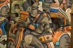 Thumbnail art and crafts carve art masks Yucatan Mexico