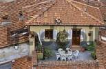 Thumbnail terrace of a house in the town of Lucca Tuscany Italy